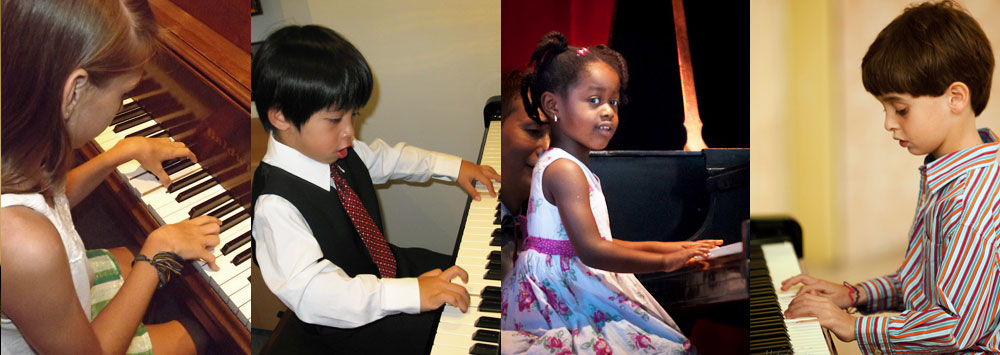 Students of Academy of Musical Arts at Tampa Piano Lessons